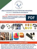 Conductores Eléctricos de Cobre y Aluminio