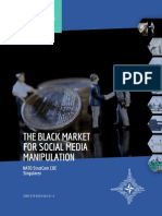 Web Nato Report - the Black Market of Malicious Use of Social Media