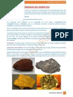 Minerales Del Hierro