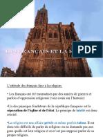 les francais et la religion