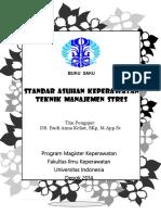 Buku Saku Sak Manajemen Stres 2014