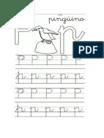 Consonante p