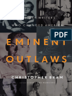 Eminent Outlaws_ the Gay Writers Who Changed America (2012) - Christopher Bram