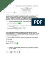 Taller Probabilidad Condicional y Regla de Bayes