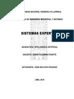 IA-SISTEMAS EXPERTOS --- CyT_13_24