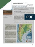 BASES NATURALES de La Argentina Relieves Primera Parte Relieve