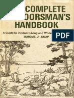 Complete Outdoorsmans Handbook