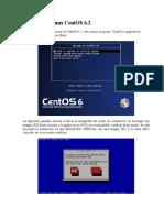 Guia de Instalacion Servidor Linux CentOS 6_2 Informix PDO Kumbia