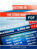 Investing in the Stock Market a Guide for Beginners