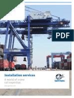 Gantrail Installation Brochure