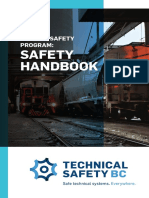 Railway Safety Handbook - 2018-01-16