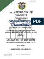 Diploma Julian
