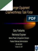 C Share Rsac Documents Documents Meetings 2007 1025 Passenger Equipment Crashworthiness-10 25 07