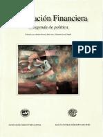 Dolarizacion Financiera Una Agenda de Politica