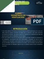 VENTILACION DE MINAS - PLANO ISOMETRICO.pptx