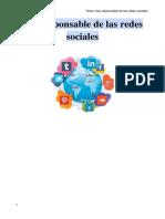 Izar - Uso Responsable de Las Redes Sociales - Turno Vespertino