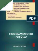 Procesamiento Del Petroleo[1]