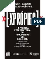 LIBRO Exprópiese la-política expropiatoria del SSXXI