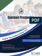 Common Prospectus 19 20
