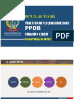 PPDB 2019