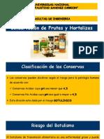 2 Conservación de Frutas y Hortalizas