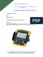 Cotizacion de Analizador de Redes Fluke 435-II _ Ucsm _ 09-05-2019