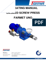Farmet Uno Manual