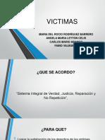 VICTIMAS REGIMENES