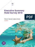 Hotel Survey 2018 Executive Summary Eng
