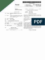 Patente Poliéter de Silicona Modificada