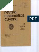 UNC_Cuyo Revista Matemática