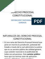 S2 DPC - DEFINICIÓN Y NATURALEZA JURÍDICA La constitución como norma
