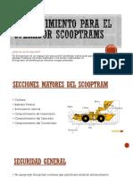 Mantenimiento Para El Operador Scooptrams
