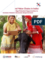 Digitizing Rural Value Chains in India Intellecap Report