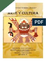 Arte y Cultura Caratulas