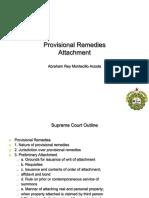 Provisional Remedies - attachment (2017).pdf