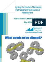 Slides for Aligning Curriculum Instruction and Assessment (1).ppt
