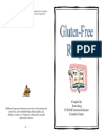 Gluten Freen Recipes - Excellent