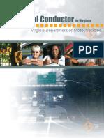 Manual Usa Conducir