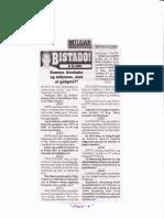 Bulgar, June 19, 2019, Kamara, binaha ng milyones, alak at gadgets.pdf