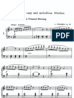 Streabbog - 12 Very Easy and Melodious Studies, Op 63