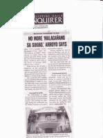 Philippine Daily Inquirer, June 19, 2019, No more Malacanang sa sugbo, Arroyo says.pdf