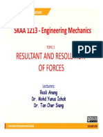 OCW SKAA1213 02 Resultant and Resolution of Forces Part 1