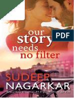 0_Our Story Needs No Filter ~By Sudeep Nagarkar