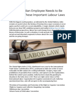 The Indian labour law encyclopedia
