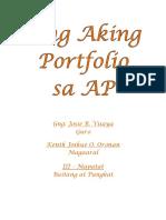 Ang Aking Portfolio