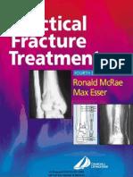 McRae - Practical Fracture Treatment 4th Ed