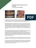 Importancia de La Reeducación Sensorial en Lesiones de Nervios Periféricos en La Terapia de Mano