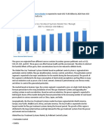 Global Flue Gas Treatment Systems Market