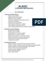 aleks pdf